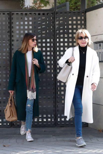 Alba Santana y Mila Ximénez en una imagen de archivo./Gtres