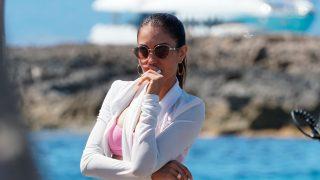 Hiba Abouk durante sus vacaciones / Gtres