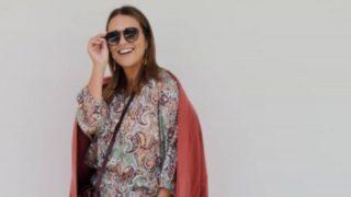 Paula Echevarría ha encontrado el total look de Mango rebajado del verano