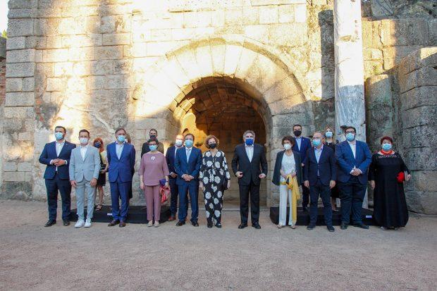 No ha asistido ningún otro miembro de la realeza al evento./Twitter Casa Real
