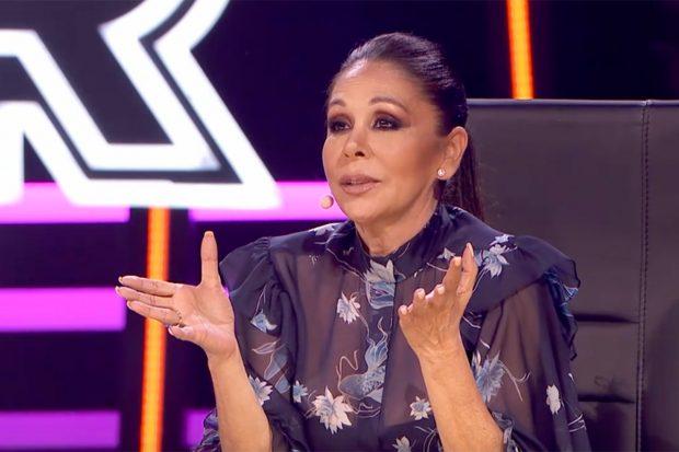 Isabel Pantoja no se ha pronunciado directamente sobre su hijo, Kiko Rivera./Telecinco
