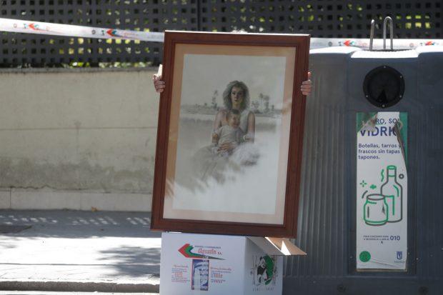 Retrato de Mila Ximénez junto a su hija Alba Santana / Gtres