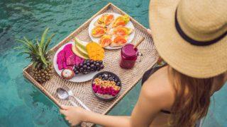 Todo lo que podemos desayunar en verano