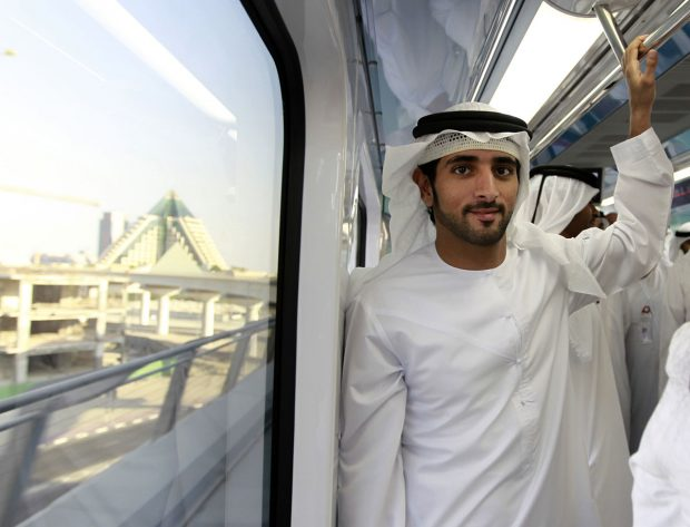 Emir de Dubái