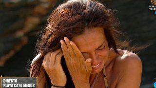 Olga Moreno ha pasado unos días muy malos / Telecinco