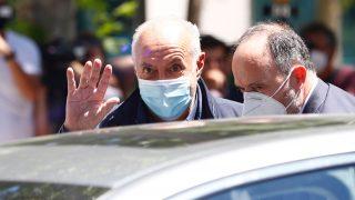 José Luis Moreno, puesto en libertad bajo fianza de 3 millones de euros / Gtres