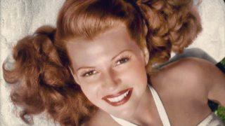 El bikini blanco de la diva de Hollywood Rita Hayworth está en Zara