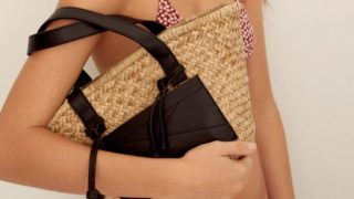 bolLos capazos y bolsos originales del verano están en Mango Outlet por menos de 10 euros