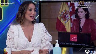 La aristócrata durante el programa / Atresmedia