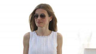 Primark ha diseñado el vestido midi low cost que Letizia podría llevar en Mallorca