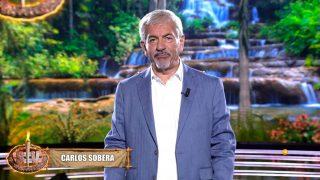 Carlos Sobera es el presentador de 'Tierra de nadie' / Telecinco