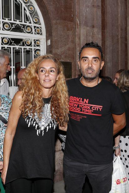 Rocío Carrasco y Fidel Albiac en una imagen de archivo./Gtres