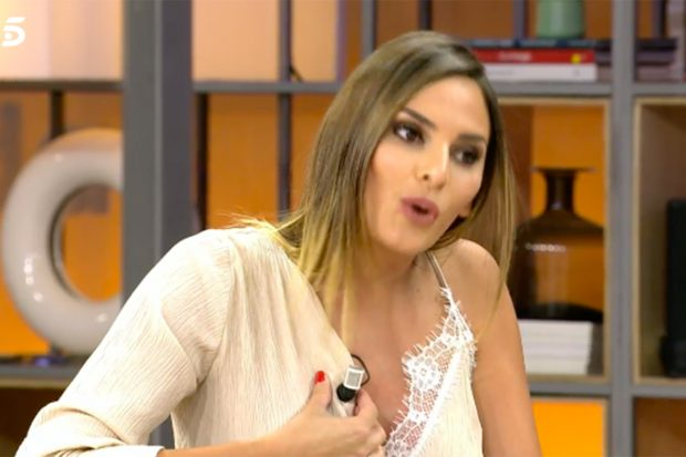 Irene Rosales ha acudido este sábado a 'Viva la Vida' y ha hablado sobre el juicio de Isabel y Agustín Pantoja./Telecinco