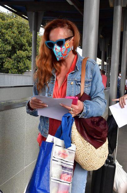 Rocío Carrasco en una imagen de archivo./Gtres