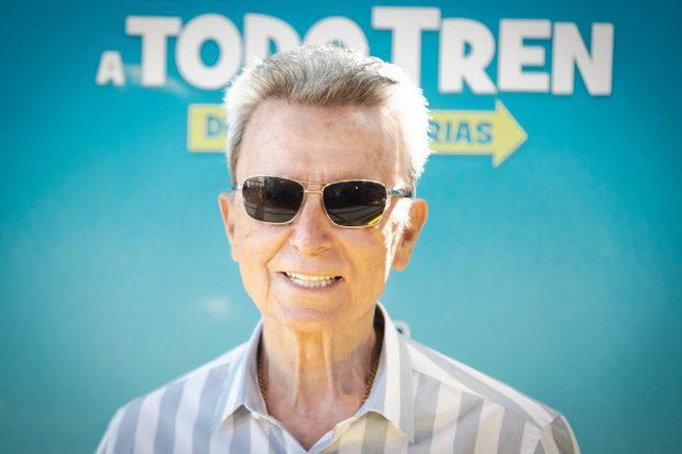 José Ortega Cano ha acudido a la premiere de 'A todo tren'./Gtres