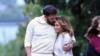 Jennifer Lopez y Ben Affleck/Gtres