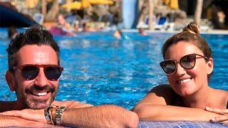 Carlota Corredera y David Valldeperas, durante unas vacaciones juntos en Gran Canaria / Instagram