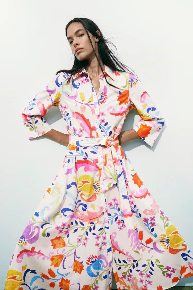 Paz Padilla se convierte en influencer creadora de tendencias con este vestido viral
