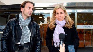 Arantxa Sánchez Vicario y Josep Santacana / Gtres
