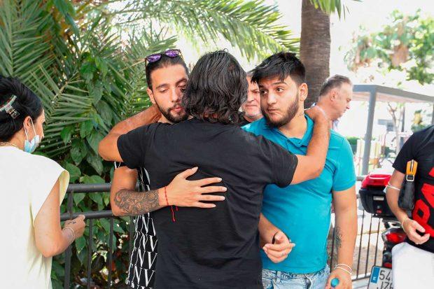 Reencuentro de José 'El Francés' con su familia / Gtres