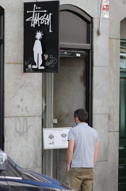 Manuel Martos, en Madrid / Gtres