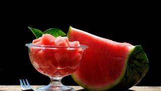 La sandía es una fruta de temporada / Gtres