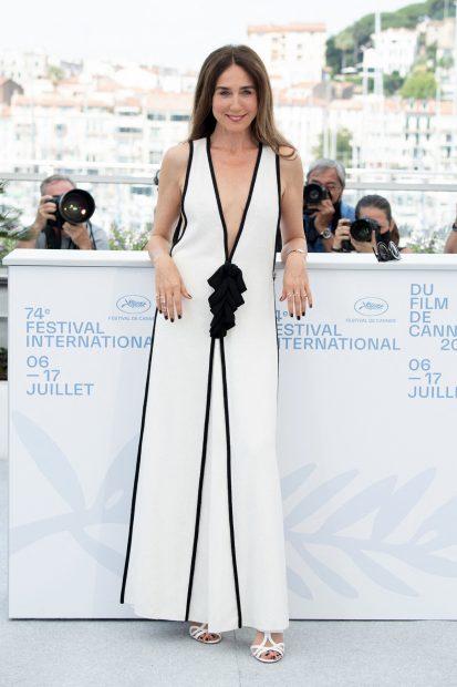 Elsa Zylberstein en el Festival de Cannes 2021./Gtres