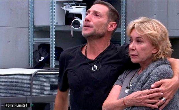 Mila y Antonio David reforzaron su vínculo en 'GH VIP' / Mediaset