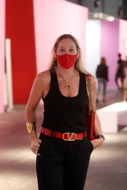 Fiona Ferrer, en ARCO / Gtres