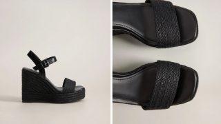 El zapato más cómodo del verano: las tendencias en cuñas