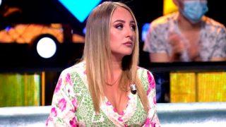 Rocío Flores este miércoles en 'Tierra de nadie' / Telecinco