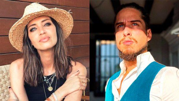 Sara Carbonero y Kiki Morente / Fotomontaje- Instagram