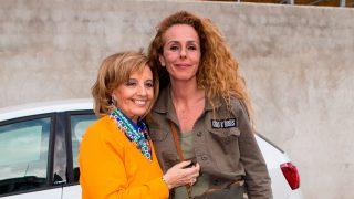 María Teresa Campos y Rocío Carrasco en una imagen de archivo / Gtres