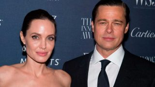 Angelina Jolie y Brad Pitt / Gtres