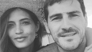 Iker Casillas y Sara Carbonero anunciaron su separación con esta imagen / Instagram