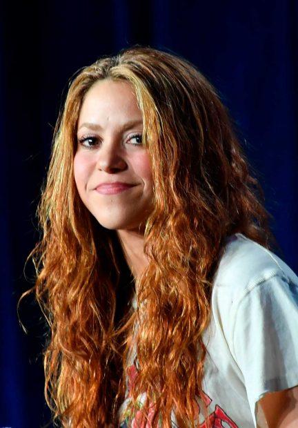 Shakira, en una imagen de archivo / Gtres