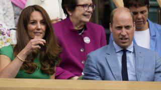 Kate Middleton y el príncipe Guillermo/Gtres