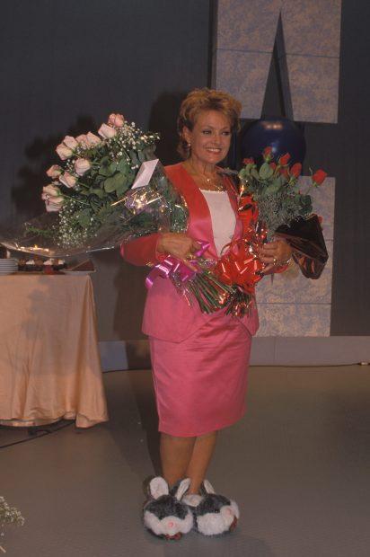 Carmen Sevilla en una imagen de archivo en 1990./Gtres