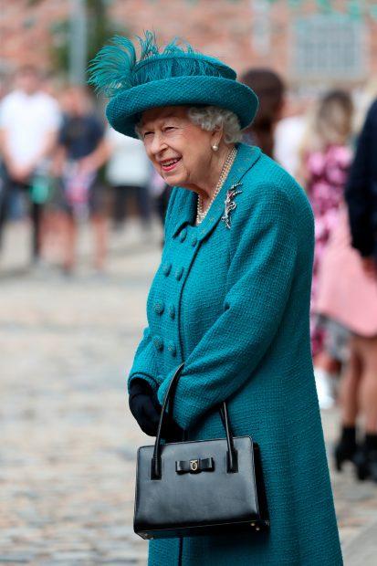 La reina Isabel II en una imagen de archivo./Gtres
