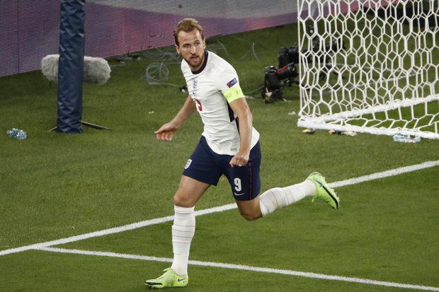 La selección inglesa ha llegado a la final de la Eurocopa 2021./Gtres