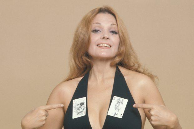 Carmen Sevilla en una imagen de archivo en 1970./Gtres