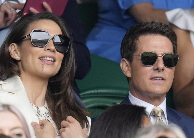 Tom Cruise y su nueva novia, Hailey Atwell / Gtres