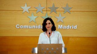 Isabel Díaz Ayuso, en una imagen reciente / Gtres