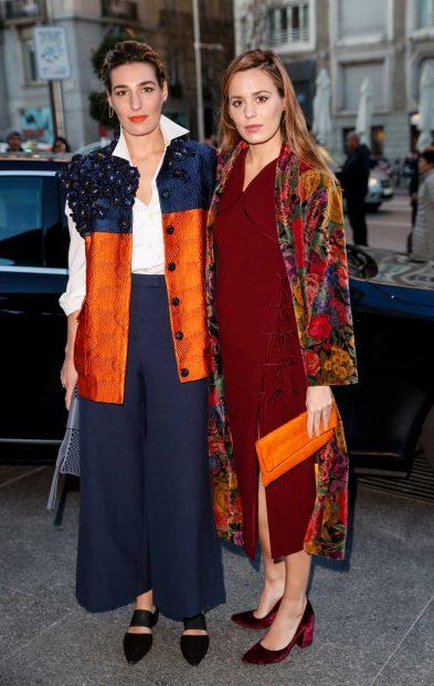 Claudia Osborne y Eugenia Osborne tienen una gran relación que va más allá de la fraternidad / Gtres