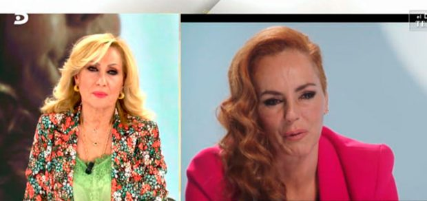 Rosa Benito, Rocío Carrasco