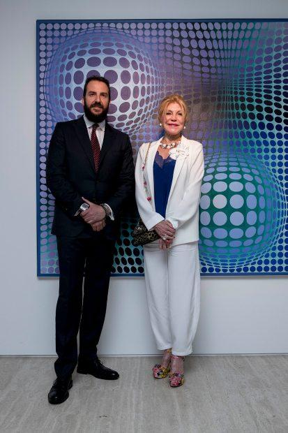Baronesa Thyssen, Borja Thyssen