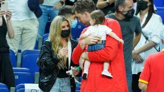 Pau Gasol, con su mujer e hija / Gtres