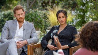 La entrevista de Harry y Meghan con Oprah Winfrey, nominada a los Emmy/CBS