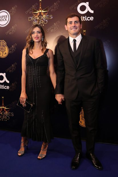 Sara Carbonero e Iker Casillas en una imagen de archivo./Gtres