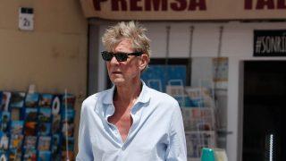 Ernesto de Hannover en Ibiza tras abandonar la clínica Vivamayr/Gtres